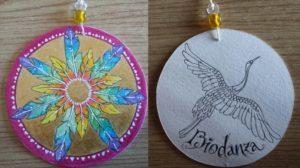 Mandala couleurs des chakras Biodanza Lille et Nord-pas de Calais avec Gérard